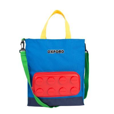 옥스포드 블럭 보조가방