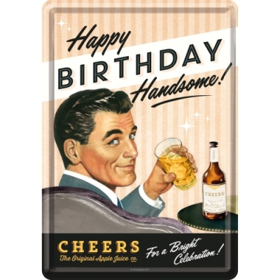 [10273] Happy Birthday Man