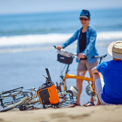 아이베라 3.5리터 완전 방수 자전거 핸들바 가방