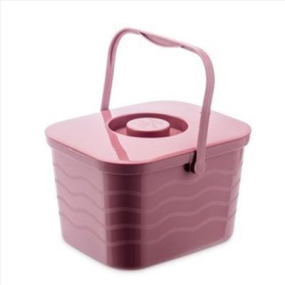 기본형 필터형 음식물 수거통1개(색상랜덤)