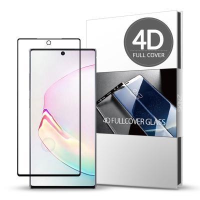 스킨즈 갤럭시노트10플러스 4D 풀커버 액정필름 (1장)