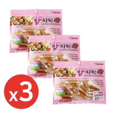 맘쿡(300g) 고소한비스켓 x3개 강아지간식