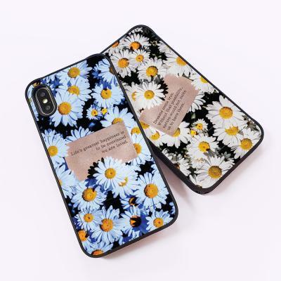 꽃의 한마디 - 스피릿케이스 디자인커버+바디세트
