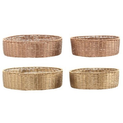 [House Doctor]Storage basket, wired, set of 2 스토리지바스켓