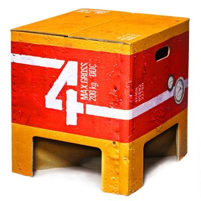 [원더스토어] 더치 디자인 북유럽 스툴 의자 테이블 Heavy Metal
