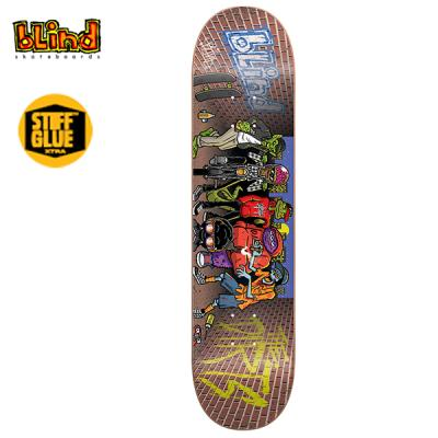 [BLIND] D.I.R.T.S. CREW BRICK RED SS DECK 31.7 x 8.25