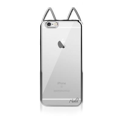 고양이 메탈 젤리 케이스(아이폰6)