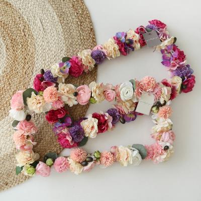 부부단납골당리스(handmade) - 퐁퐁카네이션 [2color]