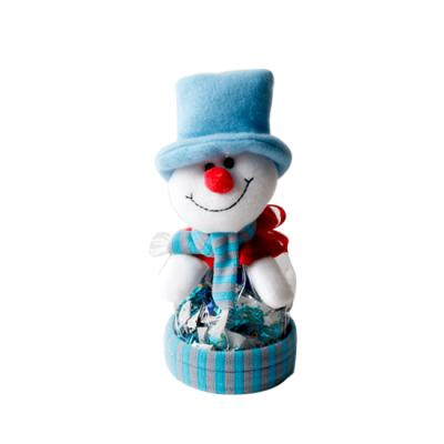 세트크리스마스주머니(눈사람)