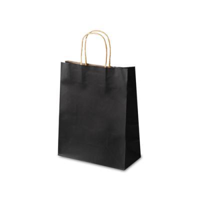 크라 블랙 쇼핑백 소 (2개)