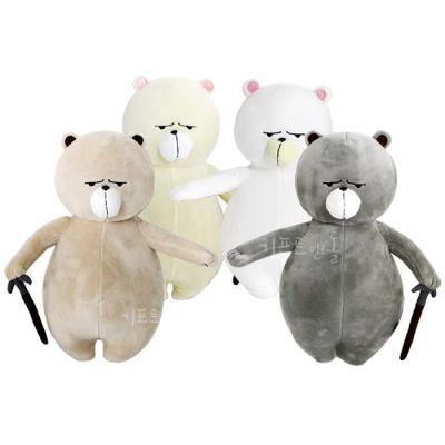 정품 원피스 곰 하이킹베어 봉제인형 4종 30cm