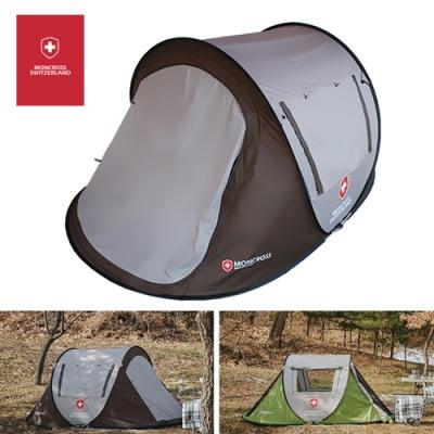 몽크로스 원터치 텐트 3~4인용 PMC-1002
