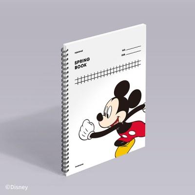 [디즈니] 스프링북 스퀘어드 - 미키 마우스
