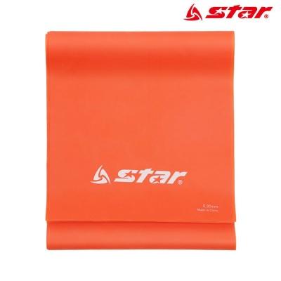 스타스포츠 라텍스밴드 (오렌지) (2단계) (EU563)