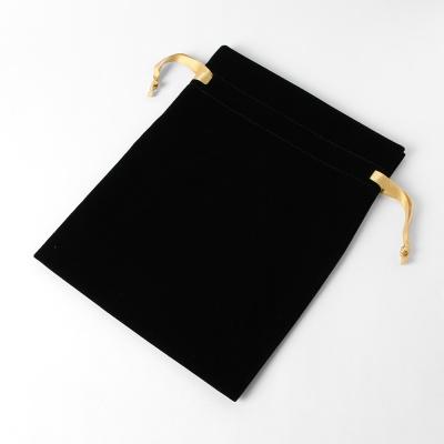 보들 스트링 파우치(20x25.5cm) / 복조리파우치