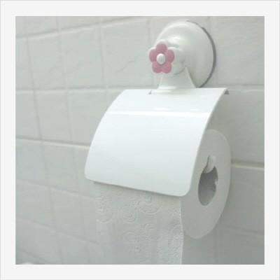 플라워 욕실용품 휴지걸이