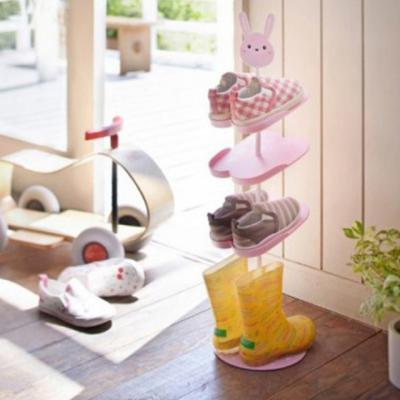 키즈 슈즈랙 어린이 신발정리대 보관함