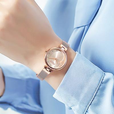 줄리어스 제쉬 매쉬밴드 여성시계 (4color)