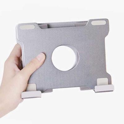 Aluminum foldable 맥북 노트북 거치대 높이조절가능
