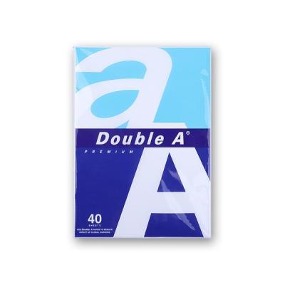 업무 학원 레포트 더블에이 A4 잉크젯 복사용지 40매