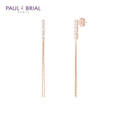폴브리알 PYBE0093 (PG) 마퀴즈 드롭 귀걸이