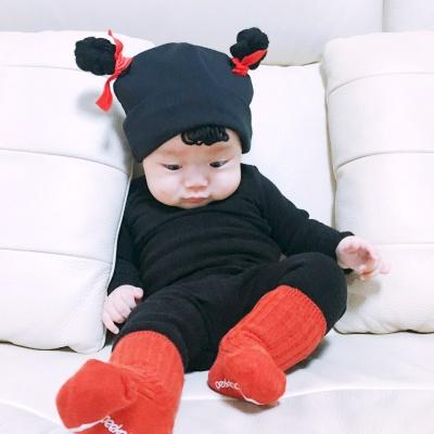 [유호랑] 링링비니 - 아기위그햇