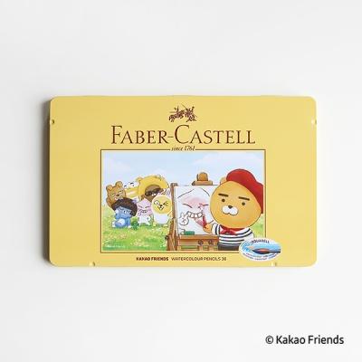 한정판 파버카스텔 x 카카오프렌즈 36색 수채색연필
