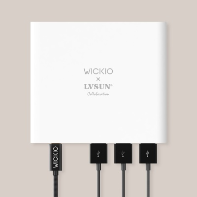 USB PD 충전기 CRC001 / 멀티충전기 / USB PD 87W