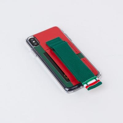 스매스 아이폰XR/XS MAX 스트랩 카드 보호 가죽케이스