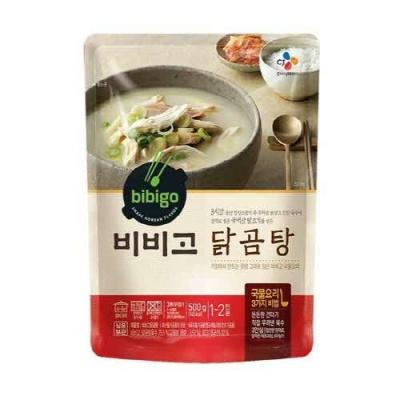 [CJ제일제당] 비비고 닭곰탕 500gx3팩