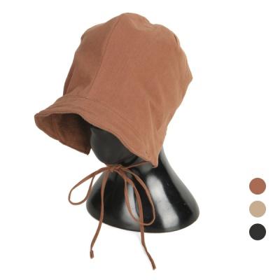 [디꾸보]양면 턱끈 와이어 여성모자 AC681