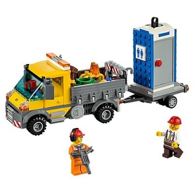 [레고 시티] 60073 서비스 트럭