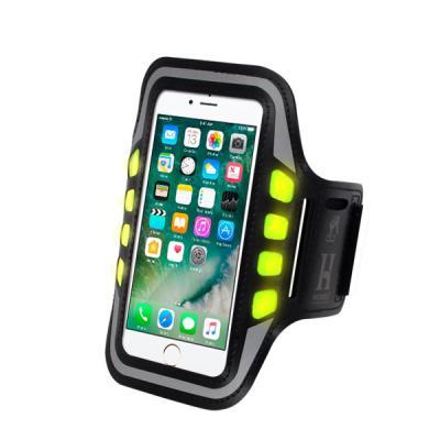 아이폰7 LED 라이트 유니버셜 스포츠 암밴드
