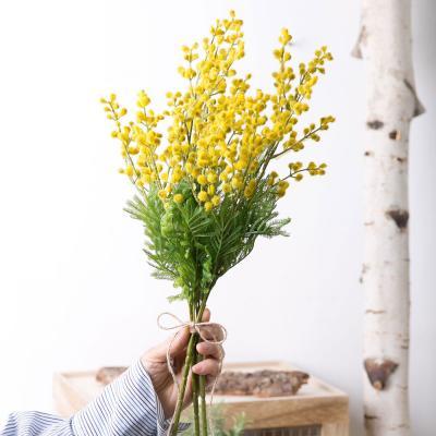 [마쉬매리골드]핸드메이드 미모사 꽃다발