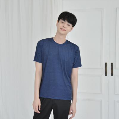 [아이스쿨] 통풍성 갑 아이스 라운드 티셔츠 5color