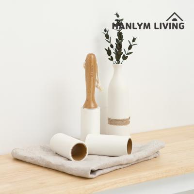 한림리빙 대나무 테이프 크리너+리필2개