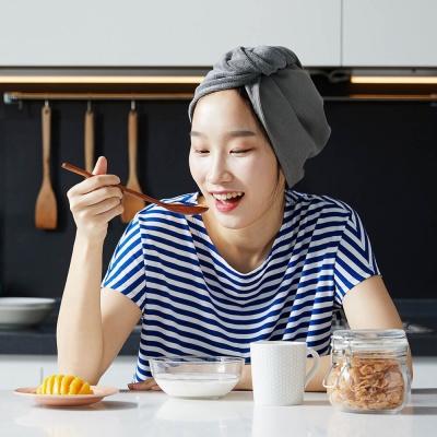 슬림9 퀵모닝 헤어드라이캡 드라이수건 1개