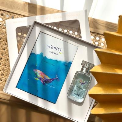 모비딕 미니북+북퍼퓸 선물세트
