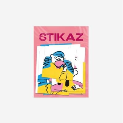 STIKAZ - ARC 001