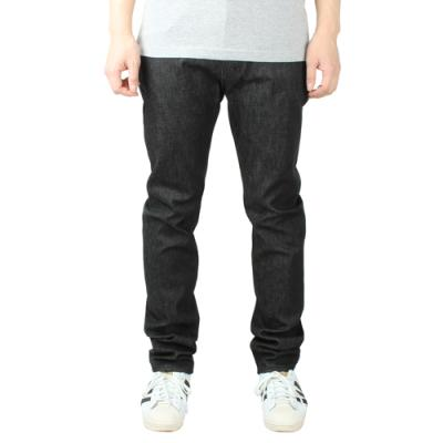 [ARSON] 알슨 #N1404 SLIM STRAIGHT JEANS (BLACK)