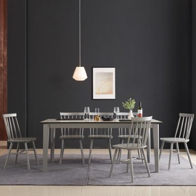 아르메 제니스 세라믹 6인 식탁세트(의자6)