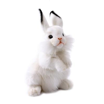 3313 토끼흰색 동물인형/15x32cm