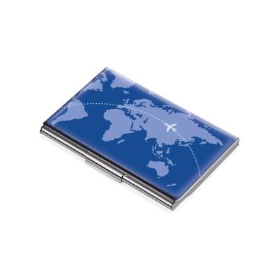 [트로이카]AROUND THE WORLD 명함케이스 (CDC10-A037)