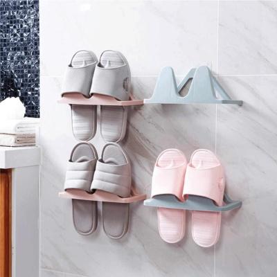 껌딱지 슈즈렉 벽걸이형 욕실 사용가능