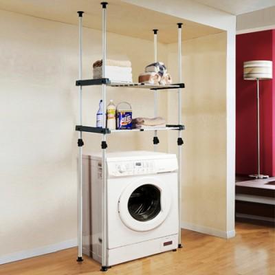 프라임 2단조절선반(세탁기/김치냉장고용)