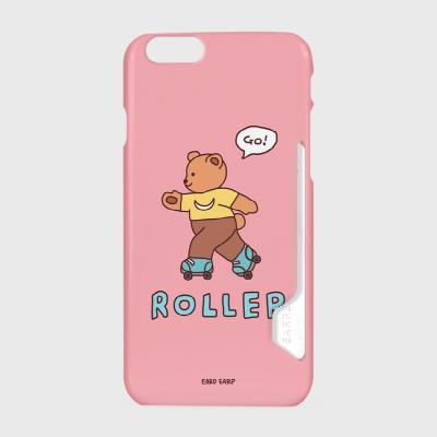Roller bear-pink(카드수납케이스)