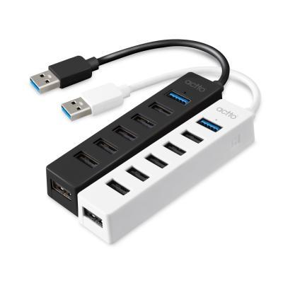 엑토 라츠 USB 3.0 앤 2.0 7포트 멀티허브 HUB-35