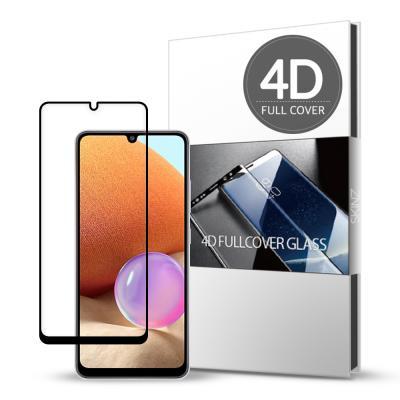 스킨즈 갤럭시A32 LTE 4D 풀커버 강화유리 필름 1매