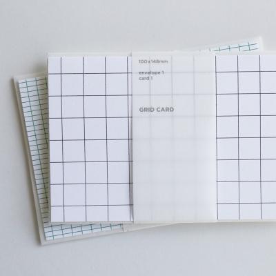 백상점 Grid Card