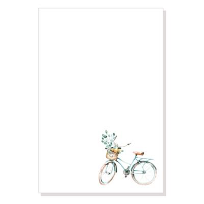 캘리그림엽서-자전거(10장)